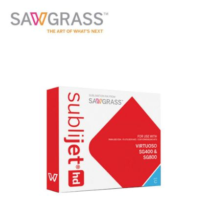 Picture of Sawgrass Ink (SG400) 29ml CYAN SubliJet HD