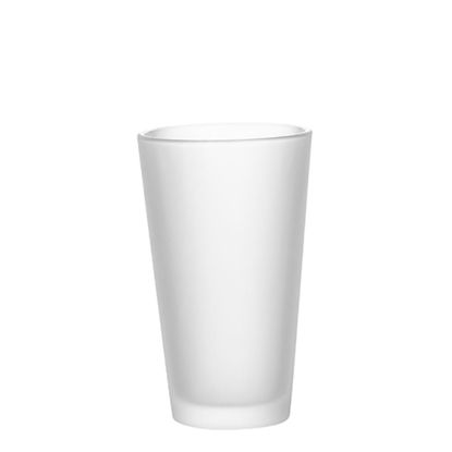 Picture of MUG GLASS - 17oz LATTE frosted