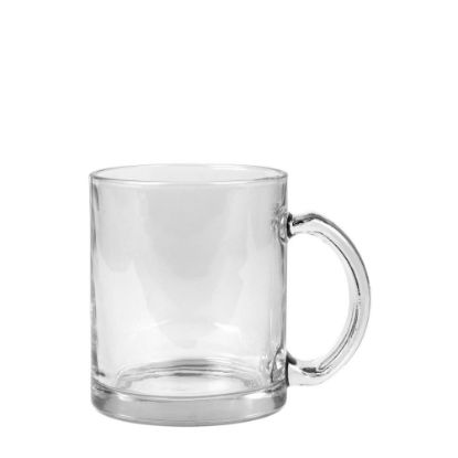 Picture of MUG GLASS - 11oz Clear