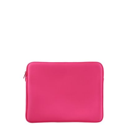 """Picture of Laptop/Tablet Case 14"""" (Neopreme Pink) 25x32.5cm"""