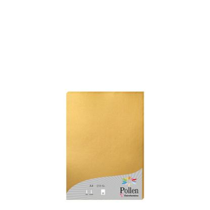 Picture of Pollen Paper GOLD A4/210gr.
