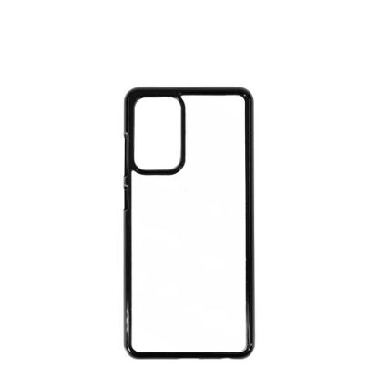 Picture of GALAXY case (A72) TPU BLACK with Alum. Insert