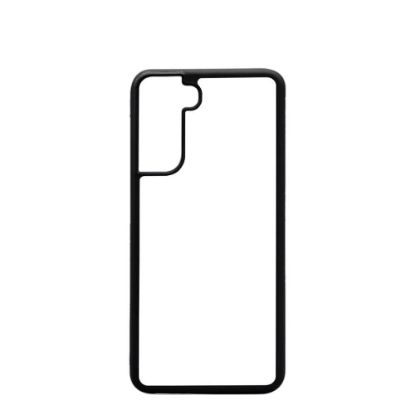 Picture of GALAXY case (S21+) TPU BLACK with Alum. Insert