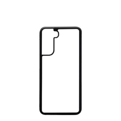 Picture of GALAXY case (S21) TPU BLACK with Alum. Insert