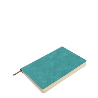 Picture of PU Leather GREEN notebook (A5) 14.5x21cm