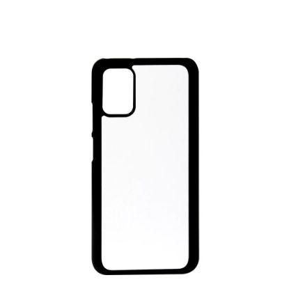 Picture of XiaoMi case (POCO M3) TPU BLACK with Alum. Insert