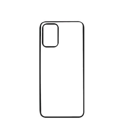 Picture of GALAXY case (A02s) TPU BLACK with Alum. Insert