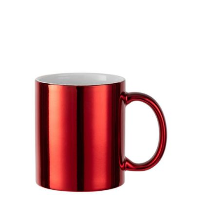 Picture of MUG 11oz - MIRROR - RED